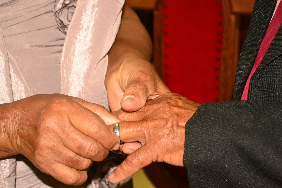 Bodas, Marriage, Love, Hand, Age