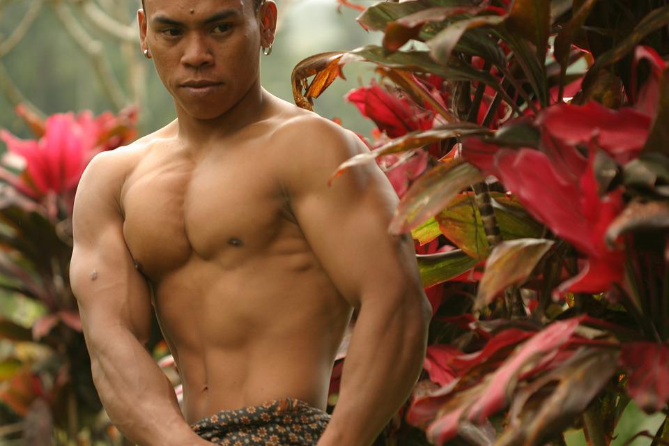 Body Builder, Bali