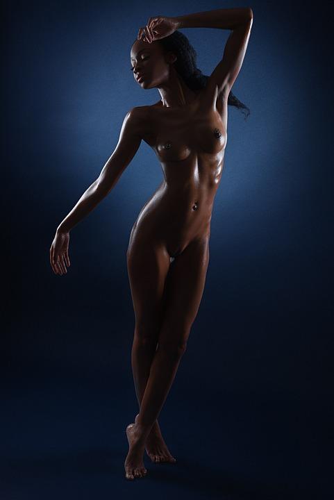 Nude, Woman, Adult, Body, People, Dancer, Girl, Sexy
