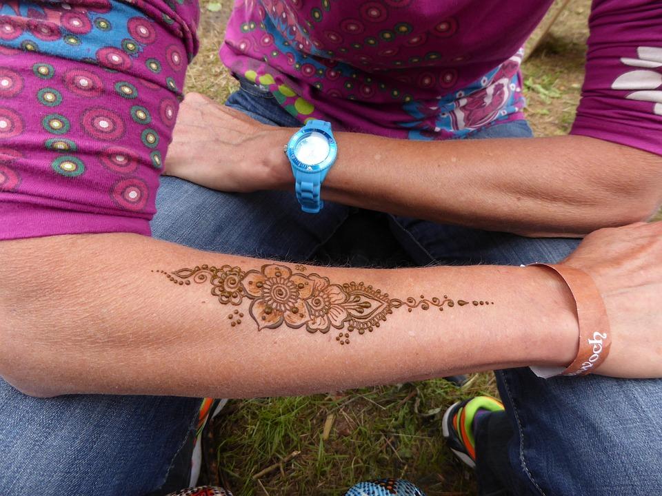 Tattoo, Jewellery, Henna Tattoo, Body Jewelry