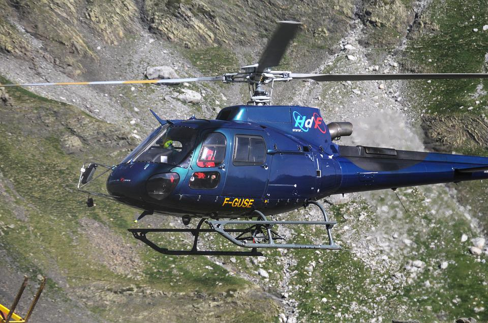 Transport, Helicopter, Body Of Water, Vehicle