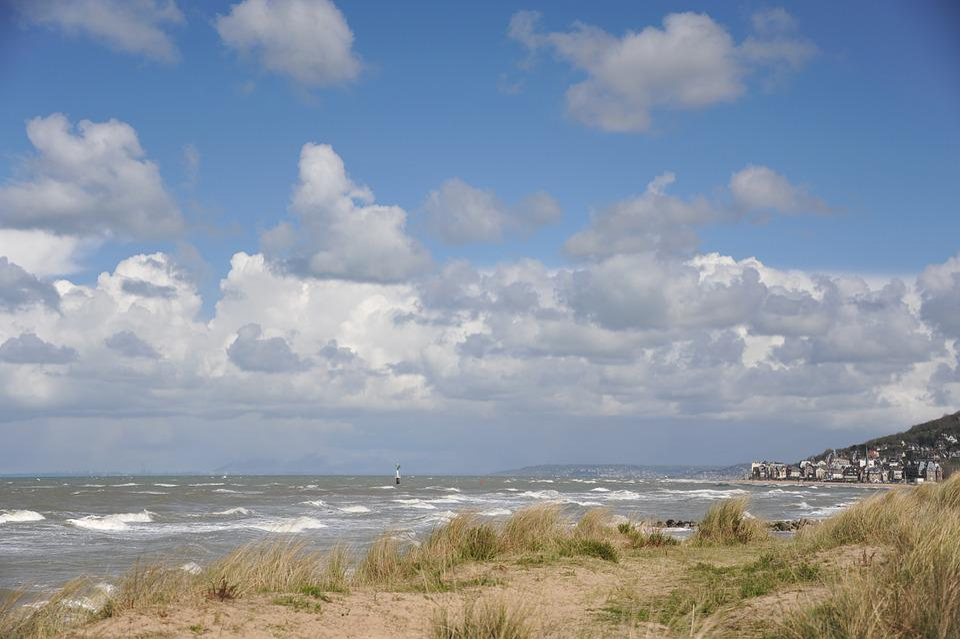 Panoramic, Nature, Sea, Body Of Water, Sky