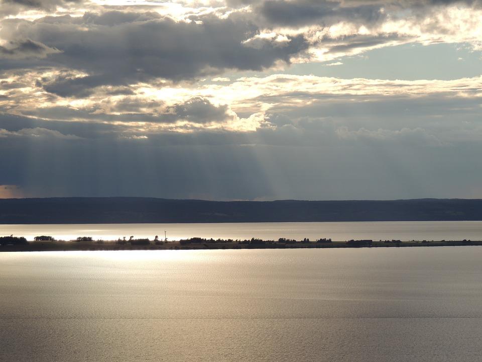 Body Of Water, Sunset, Dawn, Sky, Sea