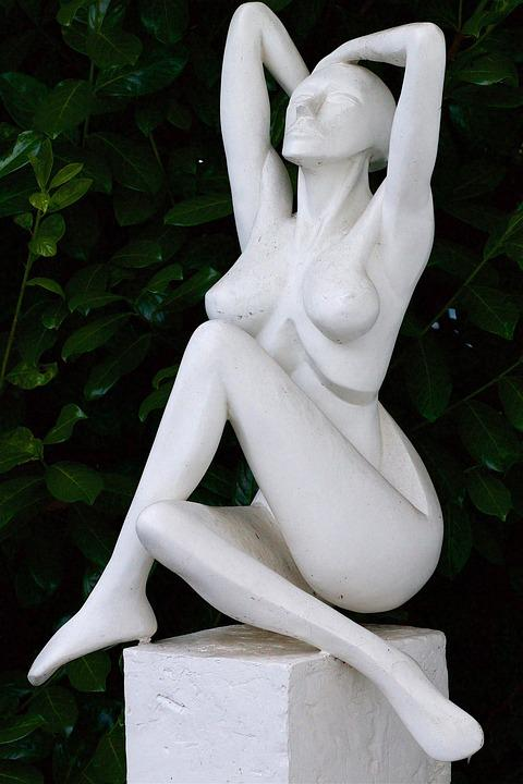 Fig, Body, Woman, Erotic, Sexy, Statue
