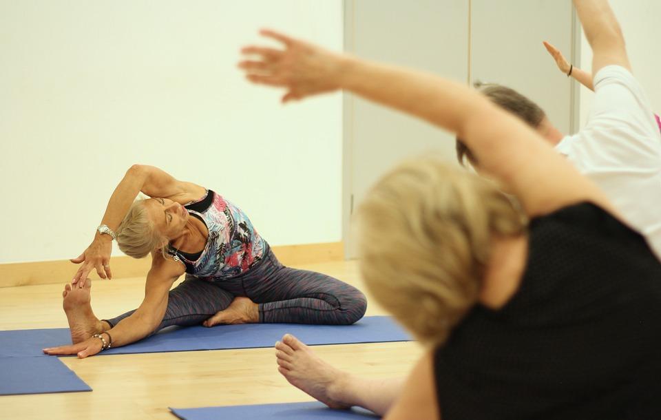 Yoga, Posture, Women, Wellness, Exercise, Body, Stretch