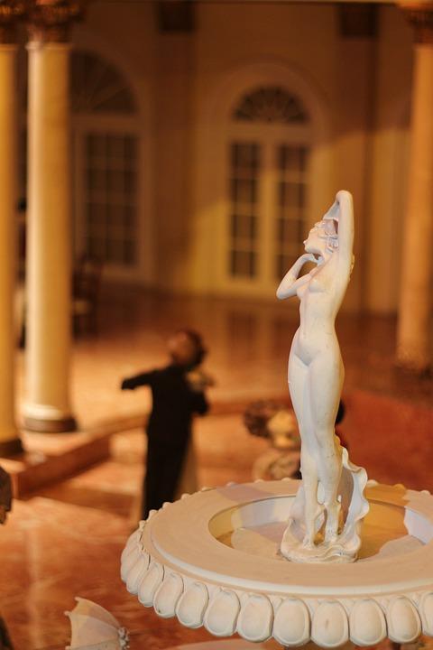 Model, Statue, Human, White, Body, Woman, Stone
