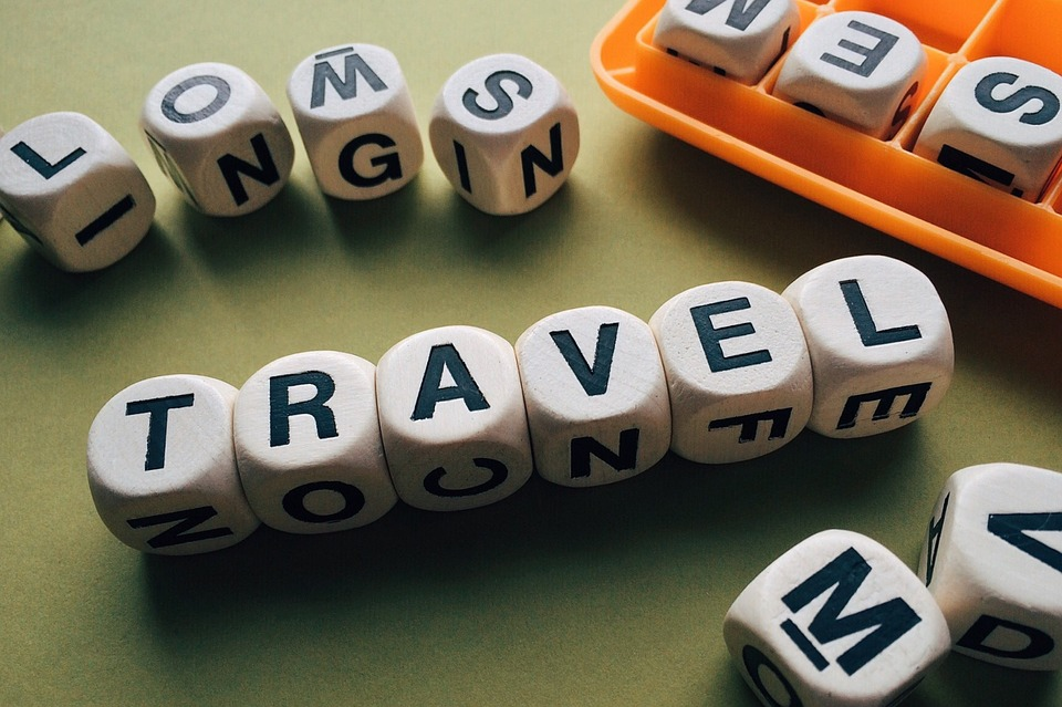 Travel, Word, Letters, Boggle, Game
