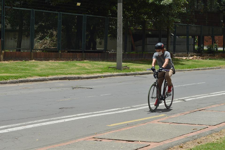 Bogotá, Unal, Bicycle, Cyclist