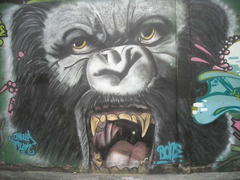 Bogotá, Colombia, Urban Art, Graffiti