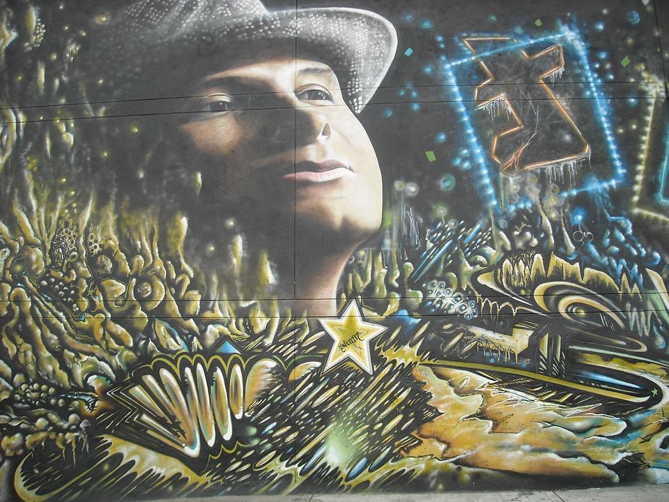 Urban Art, Bogota, Colombia, Graffiti