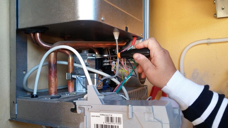 Boiler, Boiler Maintenance, Broken Boiler, Repair