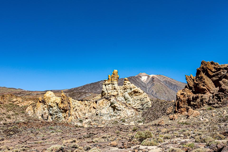 Volcano, Canada, Tenerife, Boiler, Rock, Lava