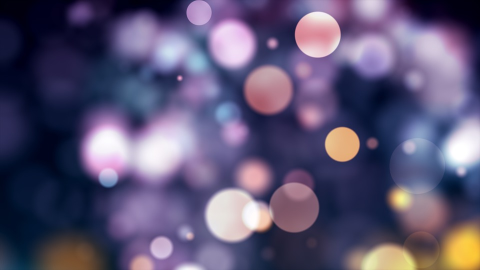 Colors, Bokeh, Circles, Abstract, Background