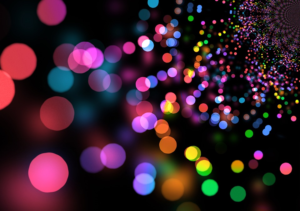 free photo bokeh light abstract light reflections background max pixel