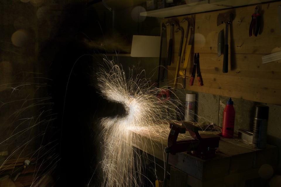 Sparks, Light, Bokeh Sparkles, Bokeh, Fire, Fireworks