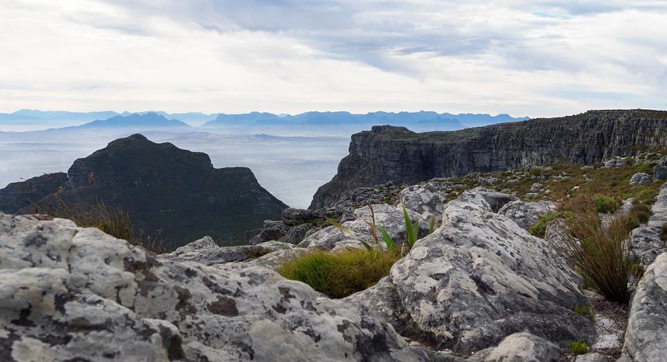 Table Mountain Panoramic, Boland Mountains