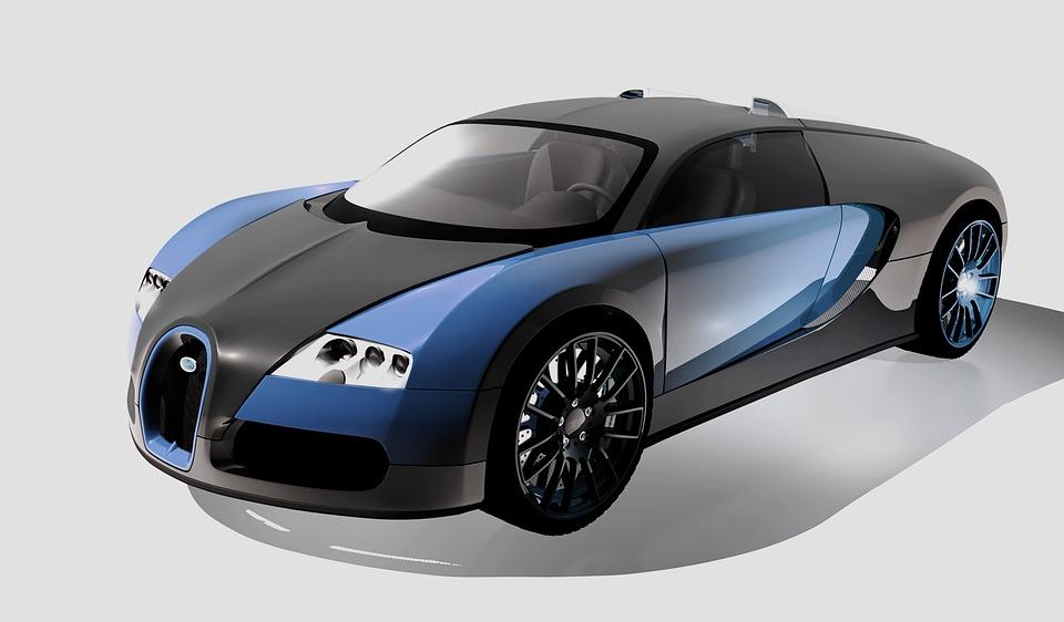 Bugatti, Veyron, Automobile, Auto, Bolide, Prototype