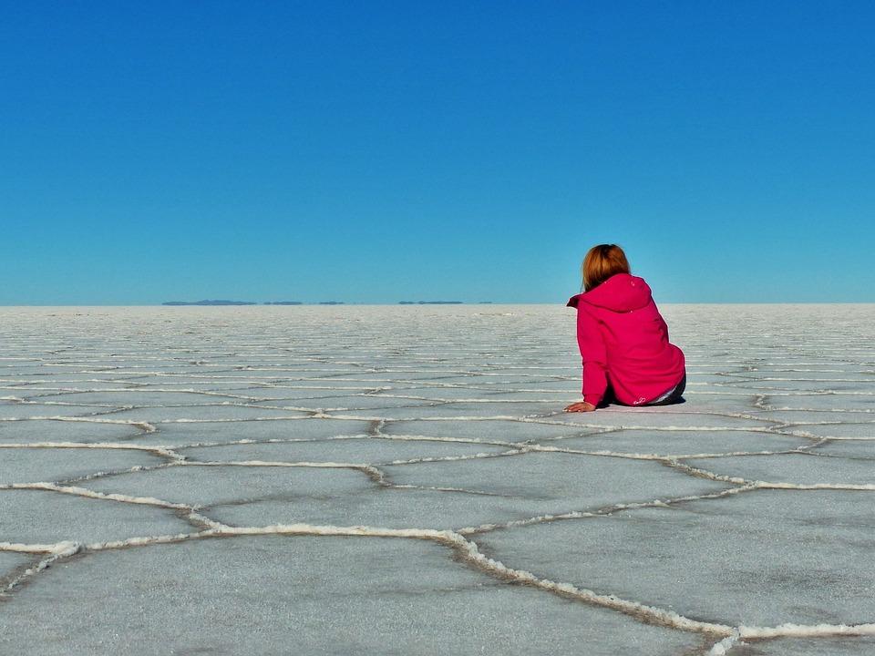 Salt Flats, Bolivia, Serenity, Scenery, Salar, Nature