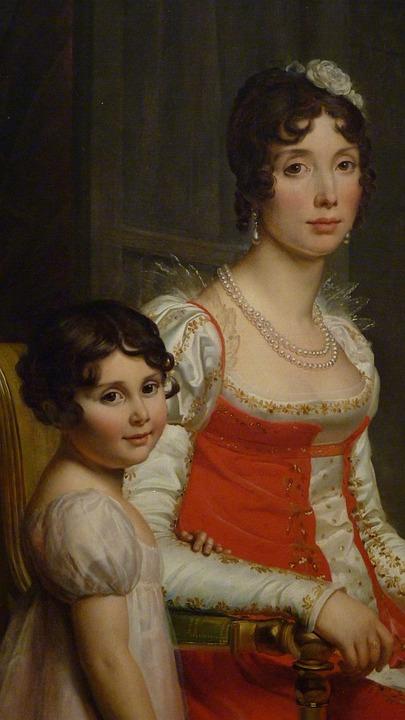 Julie Clary, Zenaide Bonaparte, Bonaparte