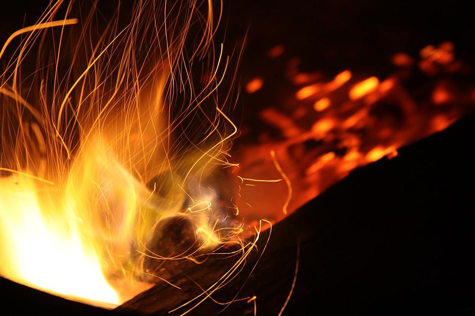 Abstract, Blaze, Bonfire, Burn, Campfire, Camping