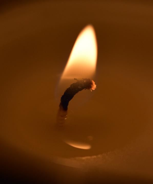 Fire, Flame, Light, Night, Heat, Burn, Bonfire, Danger