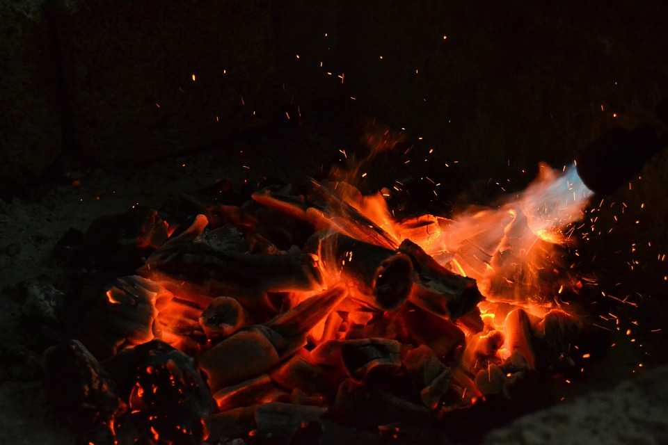 Free photo: Fire, Heat, Combustible, Flame, Hot - Free Image on ...