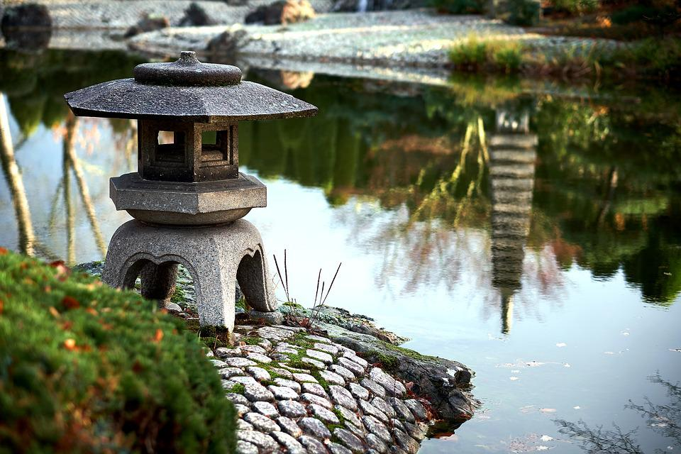 Japanese Garden, Bonn, Park, Nature, Garden Show