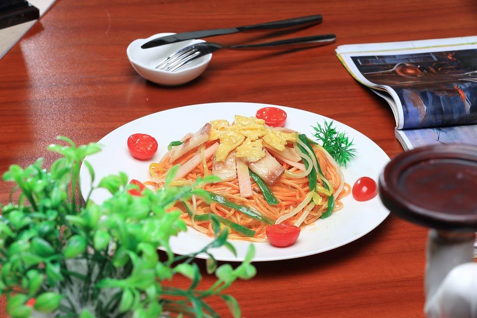 Handmade Noodles, Leisure, Book Bar, Cafe