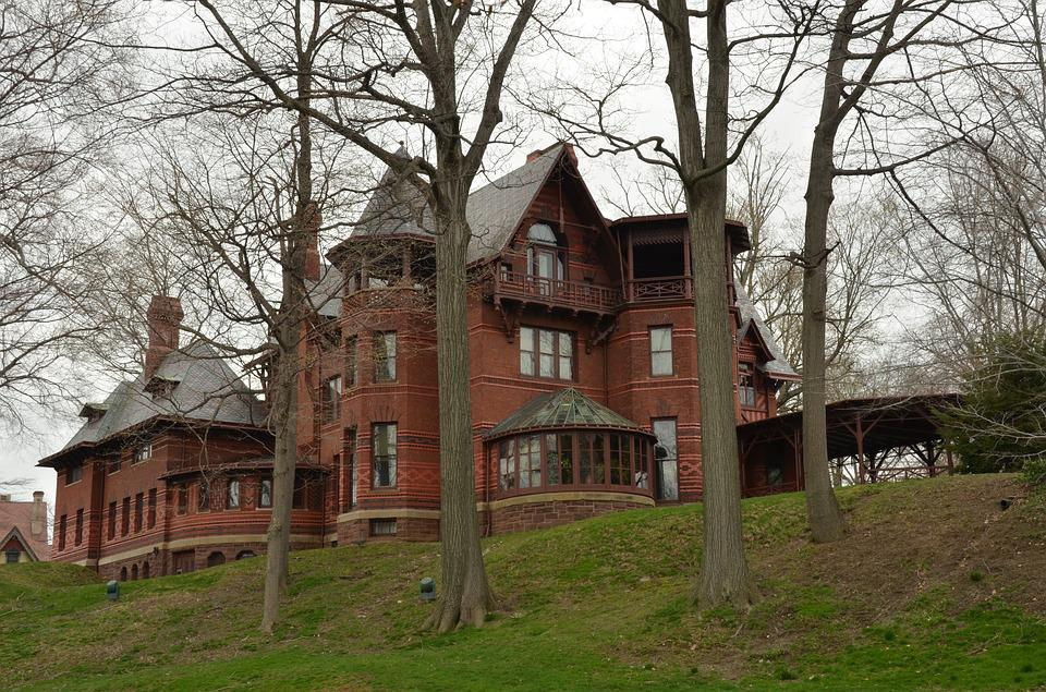 Mark Twain House, Mark Twain, Writer, Book, Read, House
