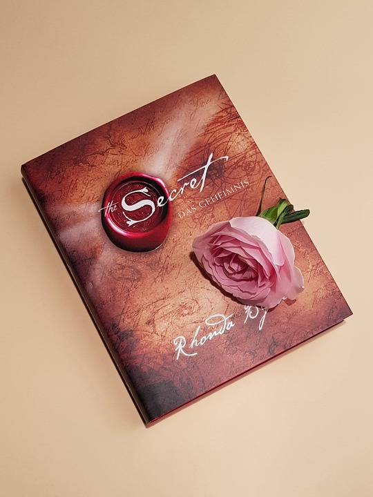 Book, Secret, Gift, Read