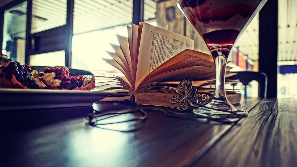 Coffee, Coffee Shop, Book, Relax, Relaxation, Drink