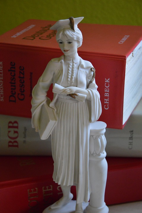 Justice, Lawyer, Books, Book Stack