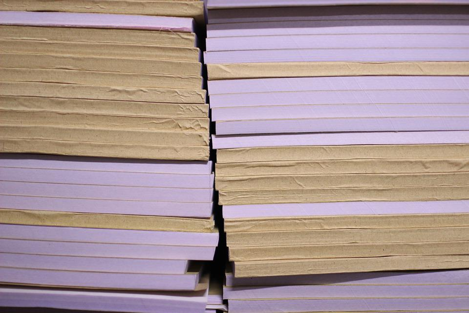 Books, Pink Books, Invoice, Wisdom, Romantic