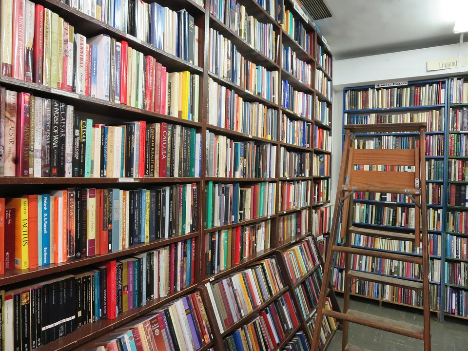 Books, Book Store, Knowledge, Education, Library