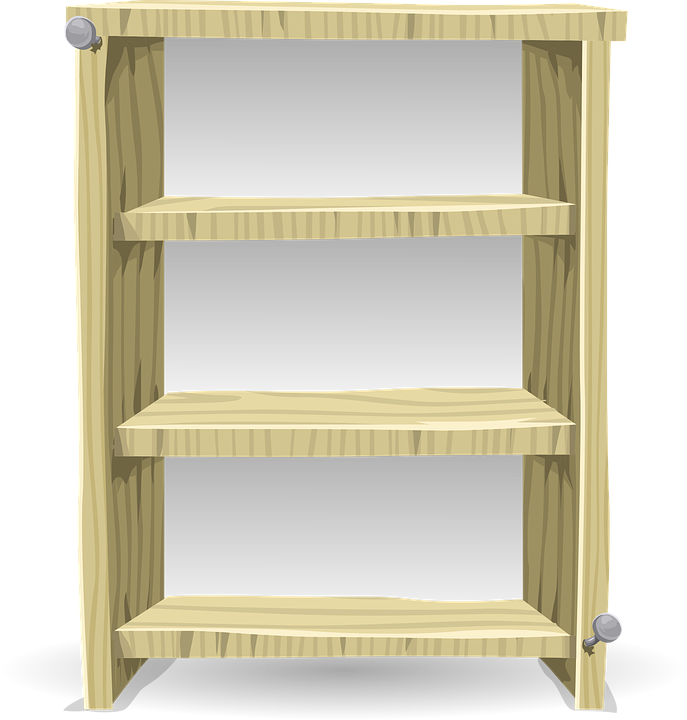 Bookcase Bookshelf Shelving Wood Shelf Furniture