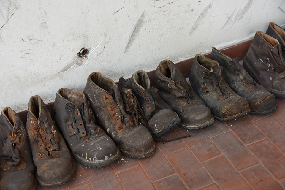 Shoes, Boots, Work, Skin, Boot, Footwear