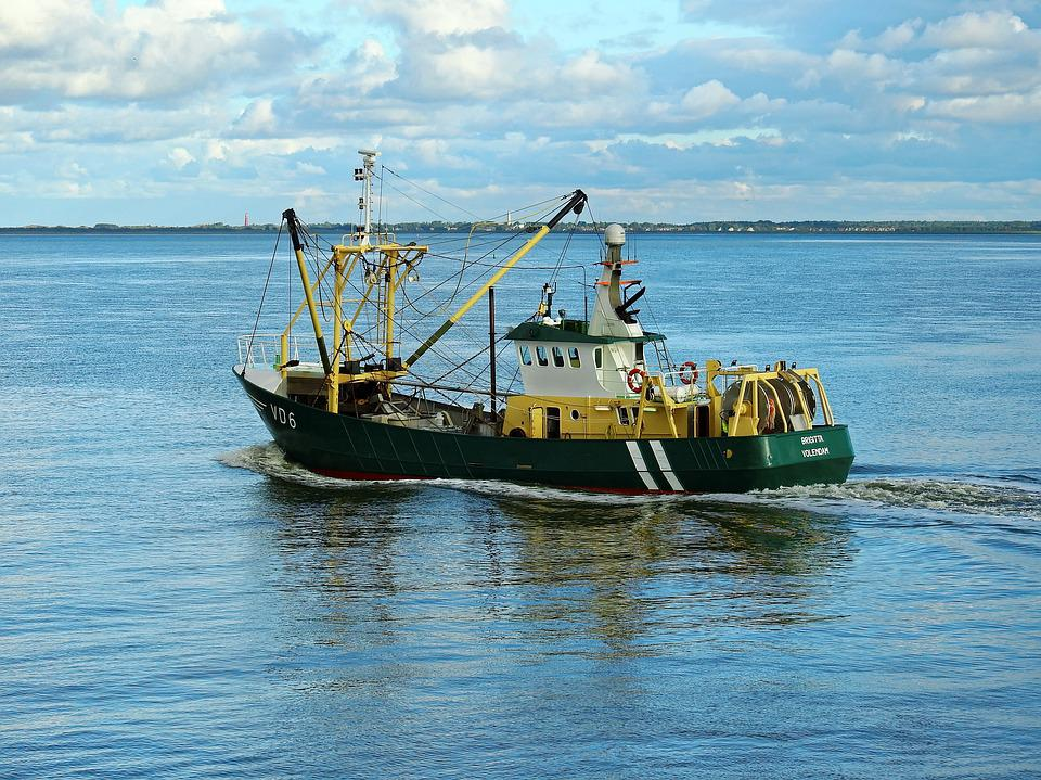 Ship, Boot, Fischer, Fishing Vessel, Water, Sea, Lake
