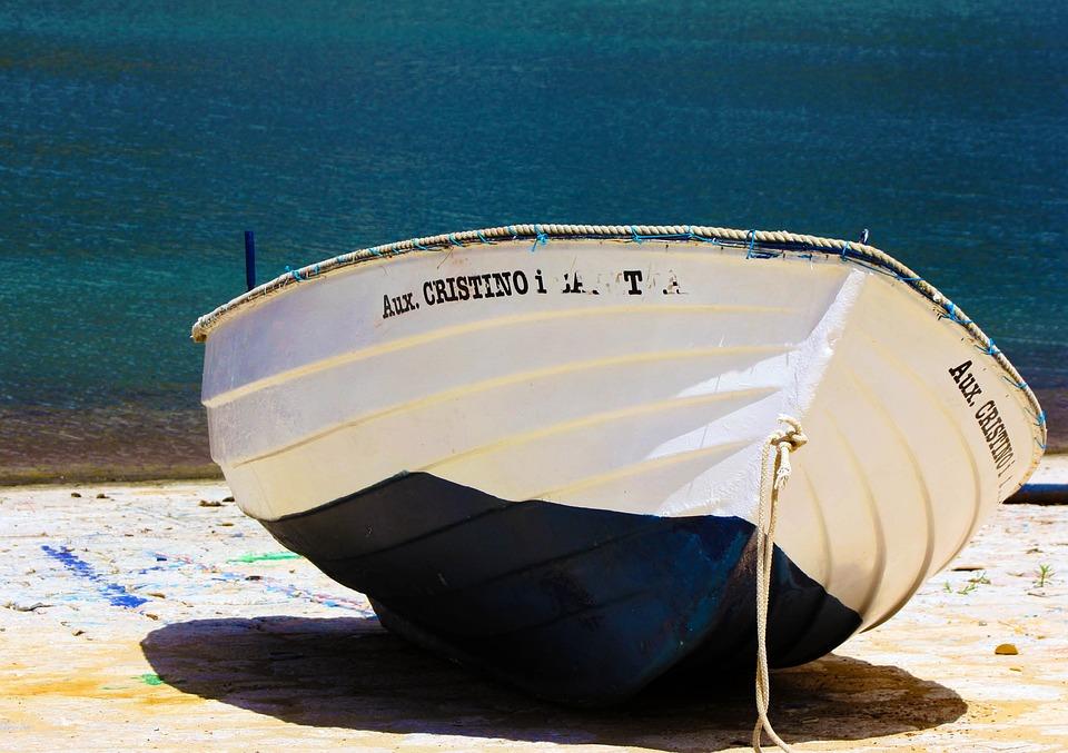 Mediterranean, Sun, Boot, Sea, Ocean, Sky, Beach, Coast