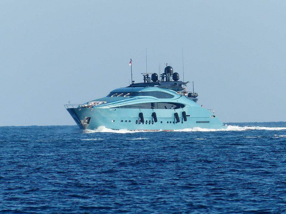 Racing Boat, Speedboat, Motor Yacht, Yacht, Boot, Ship