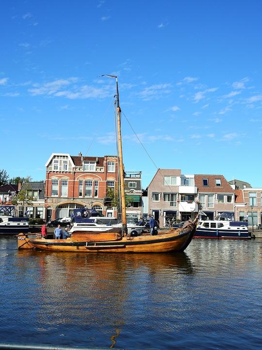 Ship, Boot, Sailing Boat, Water, Sea, Lake, North Sea
