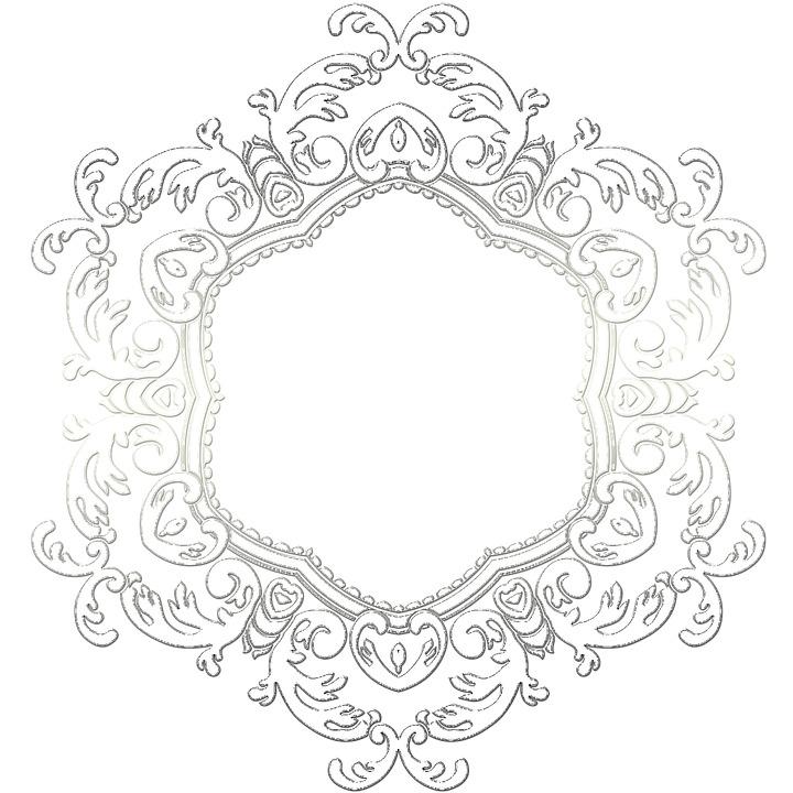 Flower, Frame, Border, Mandala, Mandala Illustration