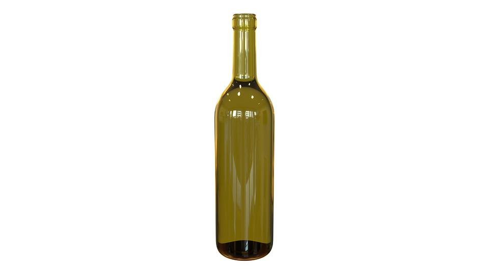 Bottle, Wine, Dead Leaf, Barman, Bar, Shine, Glass