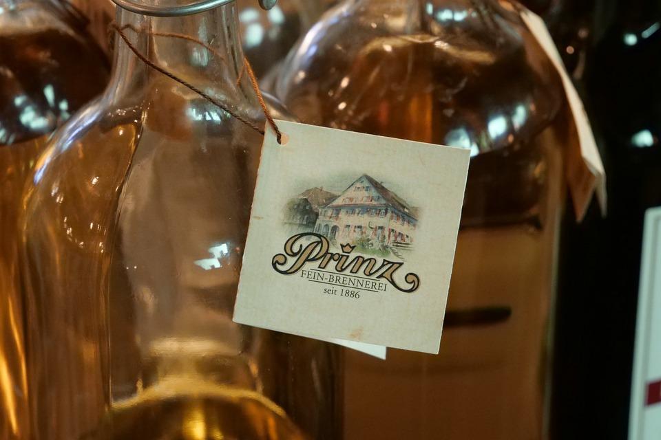 Bottle, Glass, Drink, Alcohol, Whisky, Bar, Spirit