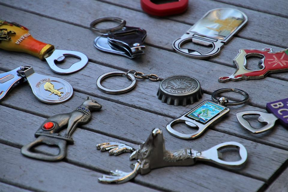 Bottle Opener, Metal, For Beer, Accessories, Collection