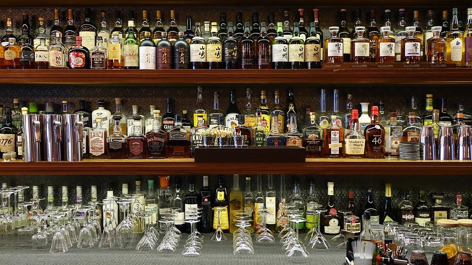 Medical Chart Labels: Free photo Bottles Glass Bar Pub Liquor Labels Alcohol - Max Pixel,Chart