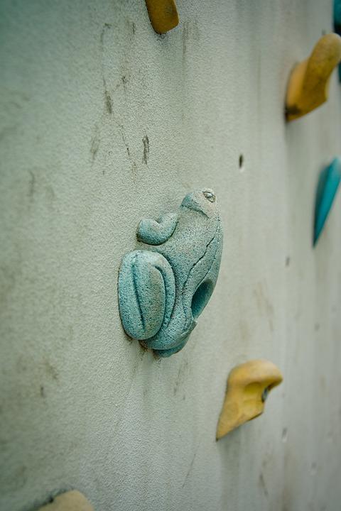 Climbing Wall, Frog, Grab Bar, Boulder Wall, Wall