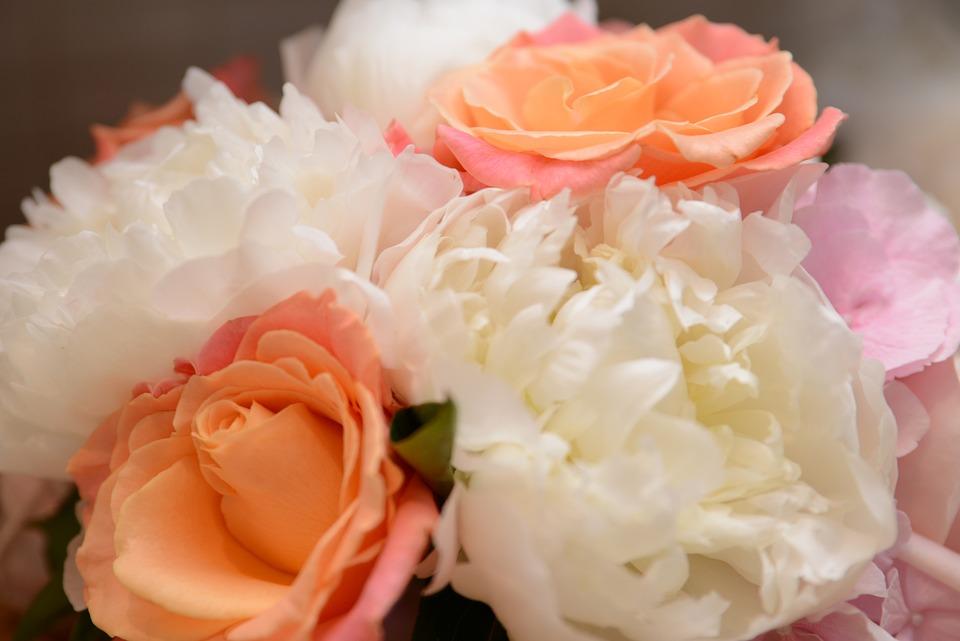 Free photo Bouquet Marriage Wedding Flowers Wedding Flowers - Max Pixel