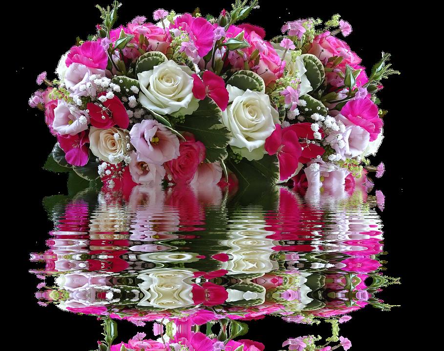 Bouquet Of Flowers, Arrangement, Floral Arrangement
