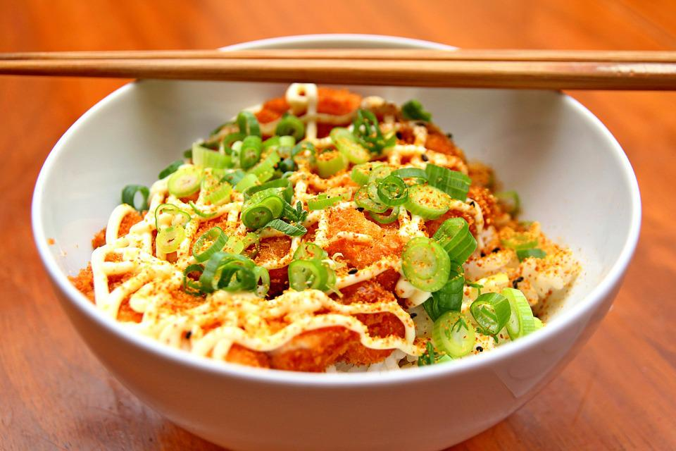 Food, Japanese, Asian, Bowl, Dish, Eat, Chinese