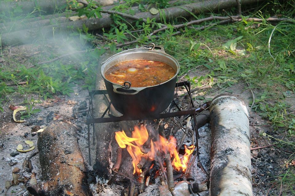 Bowler, Food, Bonfire